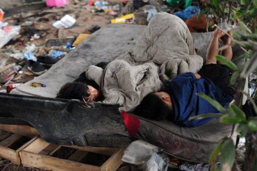 Huy schlief auf den Straßen von Hanoi, als Blue Dragon ihn traf